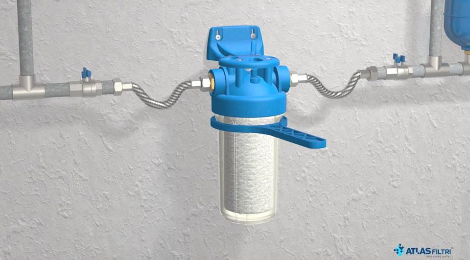 آب بند کردن هوزینگ