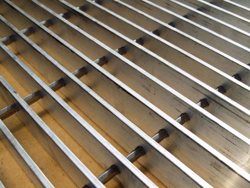 انواع گریتینگ فلزی